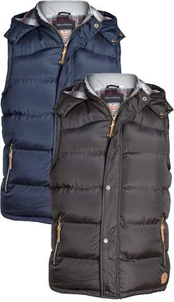 D555 KS13952 Gerry Bodywarmer P4302