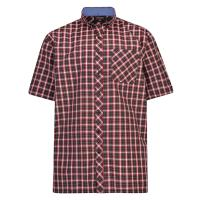 Short Sleeve Espionage Check Shirt