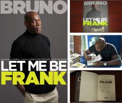 Let Me Be Frank By Frank Bruno