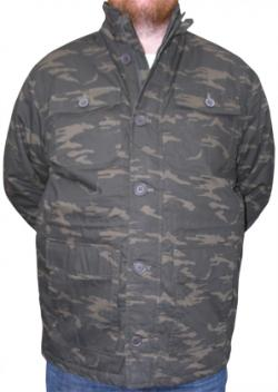 Camofladge Coat